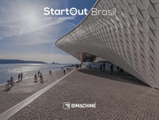 BIMachine é aprovada no ciclo Lisboa do Programa StartOut Brasil