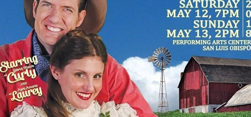 April to play Laurey in Opera San Luis Obispo's production of Oklahoma