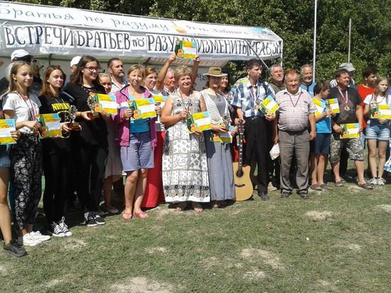 С 17 по 19 августа 2018 года на территории парка прошел IV фестиваль авторской бардовской песни &quo