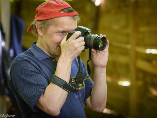 Когда среди гостей парка Forest есть профессиональный фотограф! Живые эмоции! (фото С. Гурский)