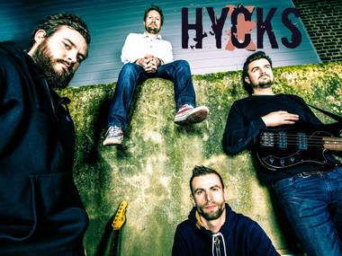HYCKS au tremplin Raisme Fest (Barlin)