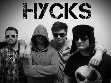 HYCKS au LUPULIN FEST le 28/08/16