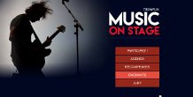 HYCKS gagnant du tremplin Music On Stage: RDV @Paris le 12/05/16
