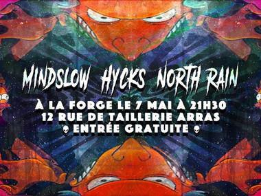 Hycks @La Forge