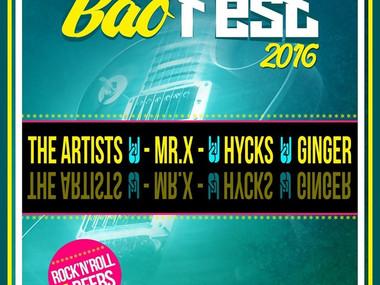 HYCKS @BAO FEST