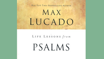 Life Lessons from Psalms Bible Study
