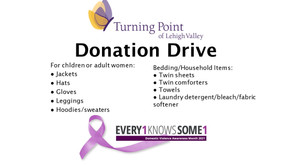 Turning Point Donation Drive