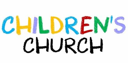 REMINDER: Help Our Junior Church