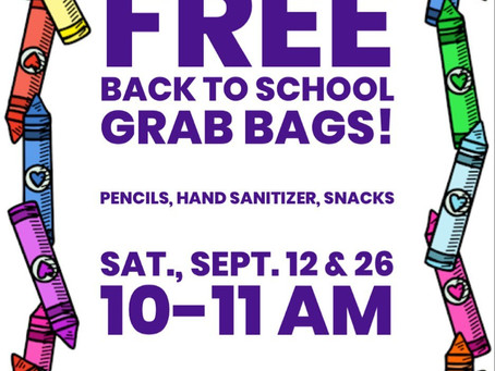 Back To School Grab Bags