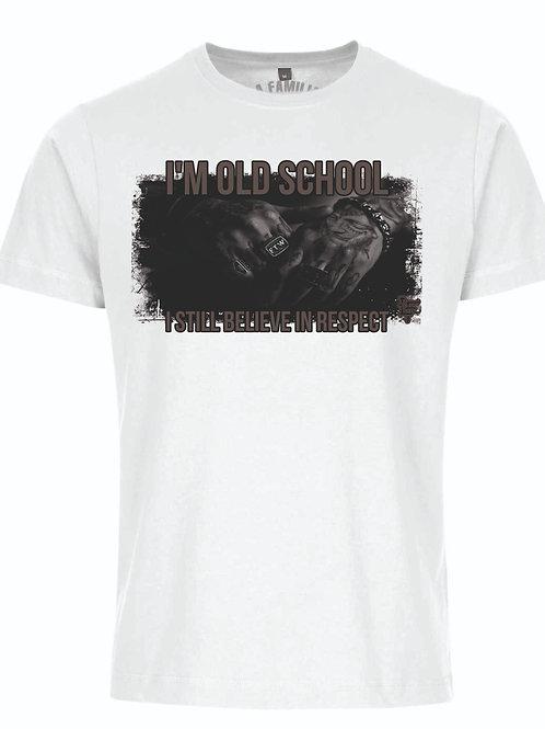 La Familia Original FTW Herren T-Shirt in der Modefarbe schwarz, weiß oder grau