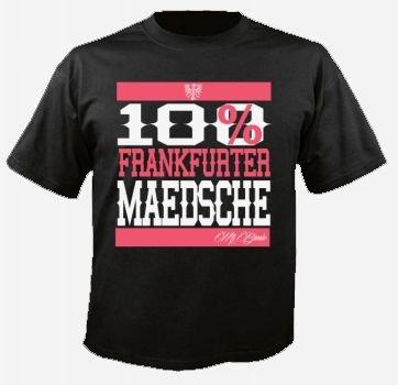 "Mi Barrio 100% Frankfurter Mädsche ""RUN"" Kids T-Shirt"