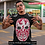 """Thumbnail: Mi Barrio, """" LA MASK"""" Herren T-Shirt, schwarz"""