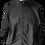 Thumbnail: Mi Barrio Herren Zipperjacke mit schwarzem oder Silbergrauen Stick