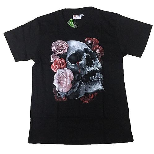 Rock Eagle Glow in the Dark Kinder T-Shirt