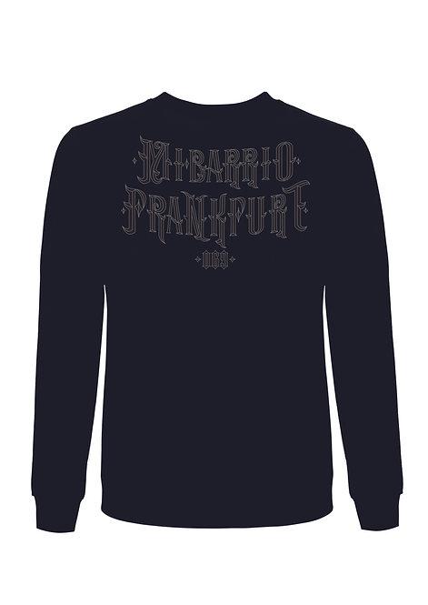 Mi Barrio Mexican Letter Sweatshirt