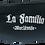 Thumbnail: La Familia Original Worldwide Hib Bag, schwarz