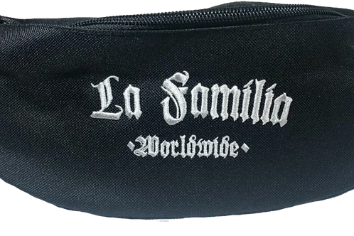 La Familia Original Worldwide Hib Bag, schwarz