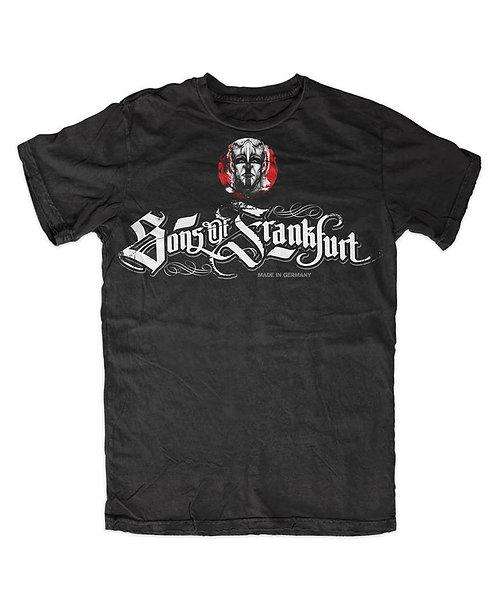 "Sons of Frankfurt Herren T-Shirt "" The Famous Eagle Crew"""