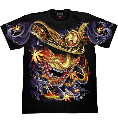 Rock Chang  T-Shirt Samurai never die