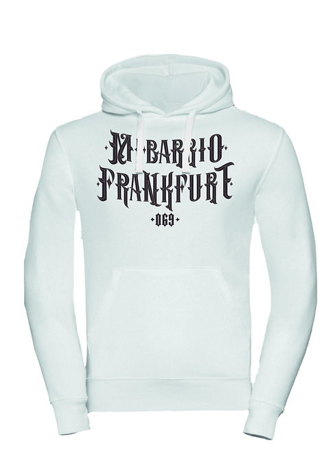 Mi Barrio Mexican Letter Hooded