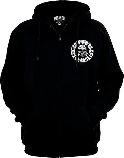 Mi BarrioBloodline Premium Selection Herren Zipper Hooded