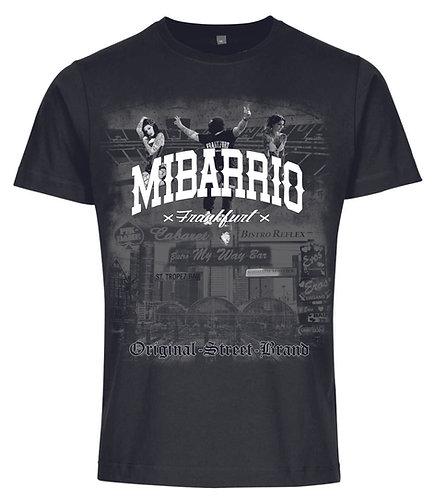 """Mi Barrio Reloaded Shirt ,Waldstadion, HBF Viertel Shirt """"zurück ins Leben"""