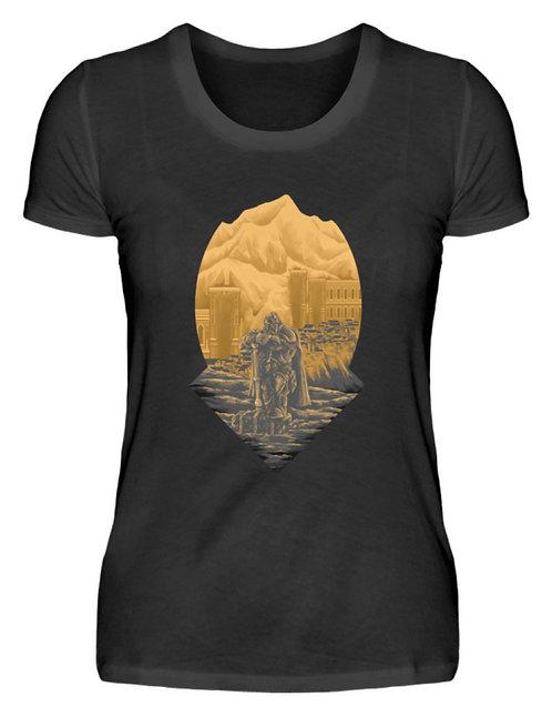 Zwerg (FUSE)  - Damenshirt