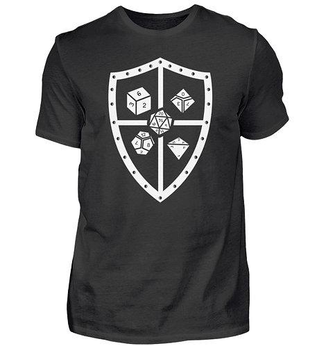 Dice Shield  - Herrenshirt