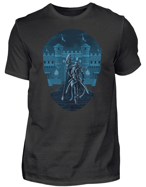 Mensch (FUSE)  - Herrenshirt