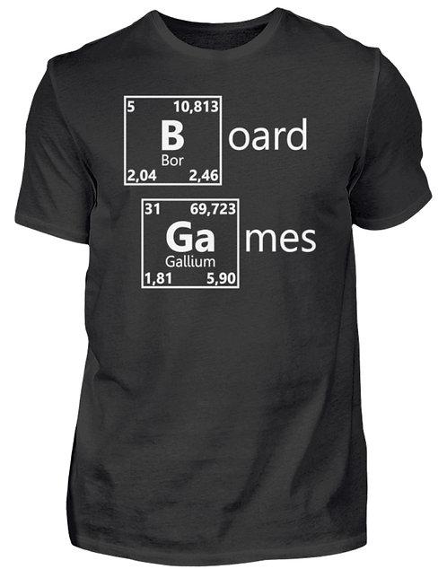 Periodensystem  - Herrenshirt