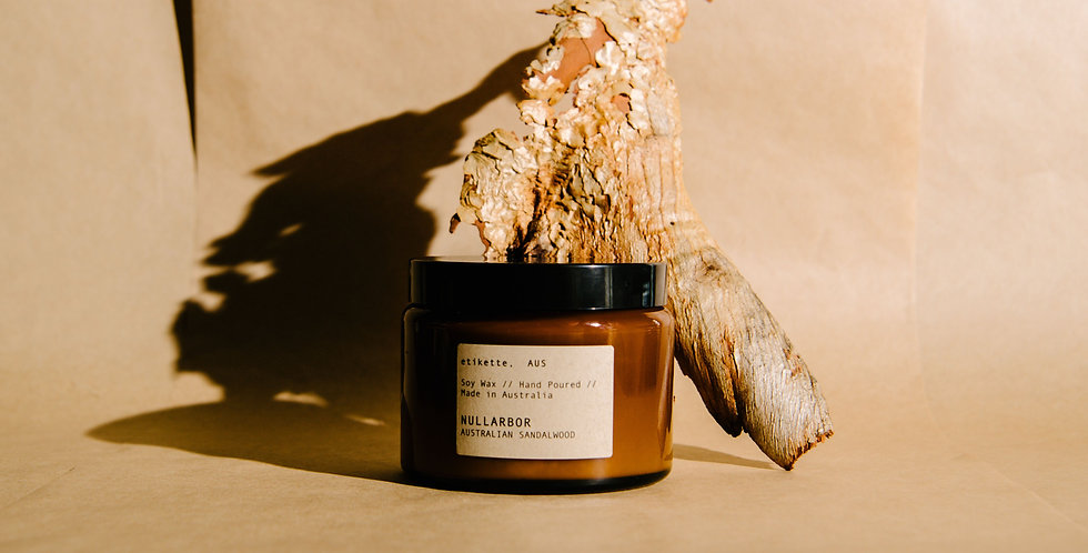 Nullarbor // Australian Sandalwood