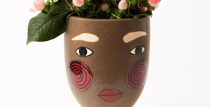 Ruby Vase