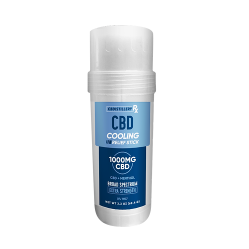 1000mg CBD Cooling relief stick (extra strength)