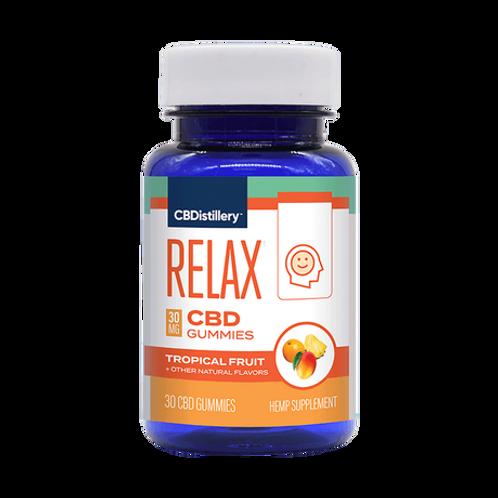 30mg Broad Spectrum CBD Anytime Gummies - 30 Count – 0% THC*