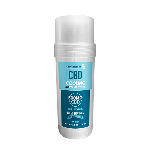 500mg CBD relief stick (regular strength)