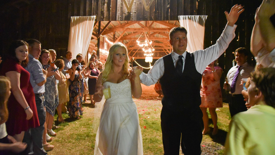 Lane + Don's Wedding Day / Scottsboro, Al wedding photographer