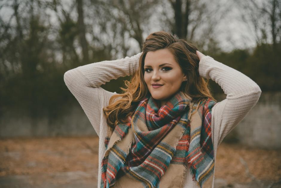 Meredith's Sweet 16 session // Scottsboro, AL photographer