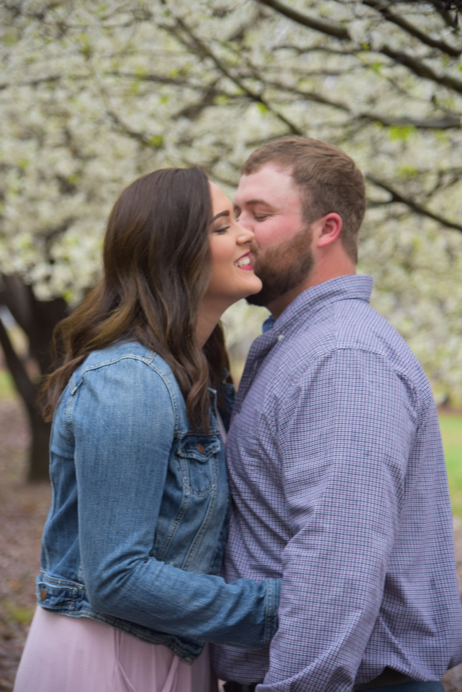 Brianna + Andrew's engagement session