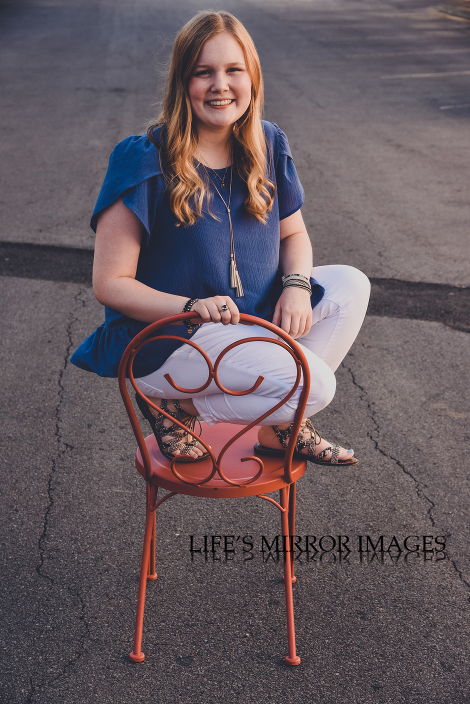 Haley's Sweet 16 Session/ Scottsboro, Al portrait photographer