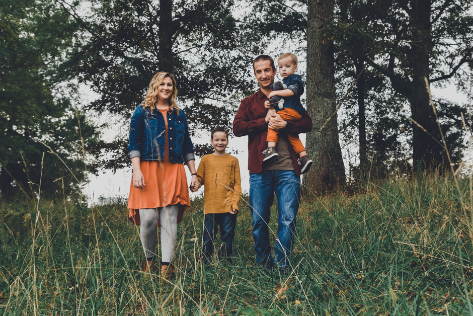 The Haynes Family // Scottsboro, Al family photographer