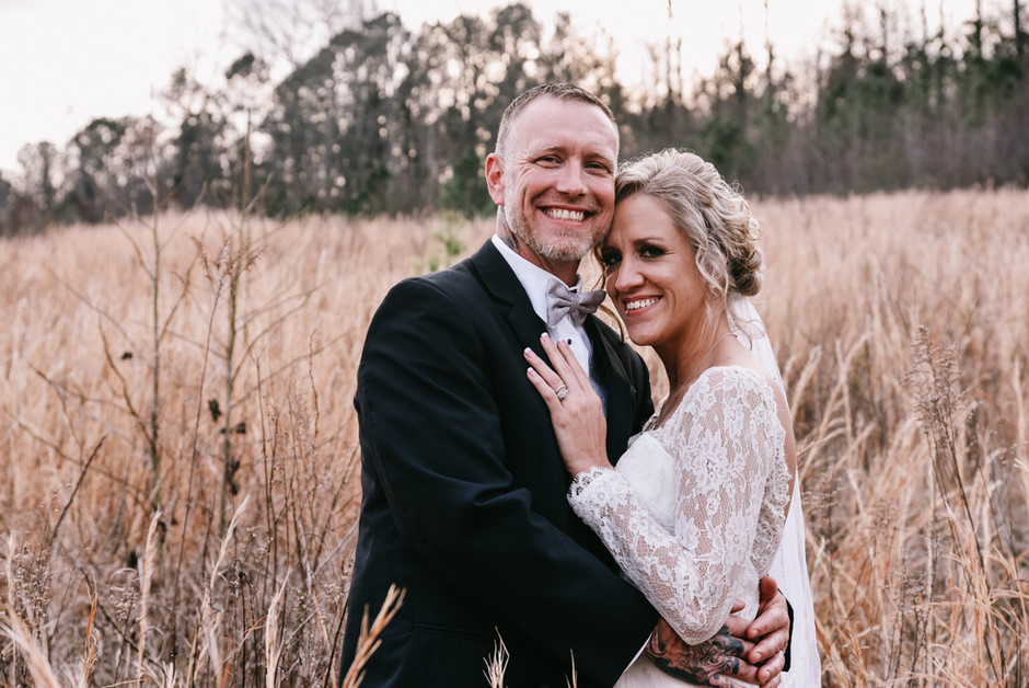 Chevy + Marla; Alabama wedding photographer