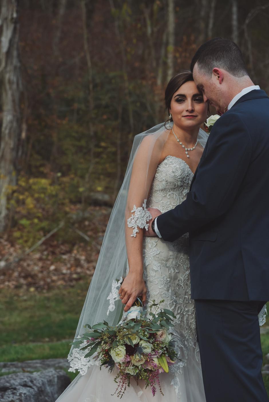 Ashlin + Aaron's Wedding Day