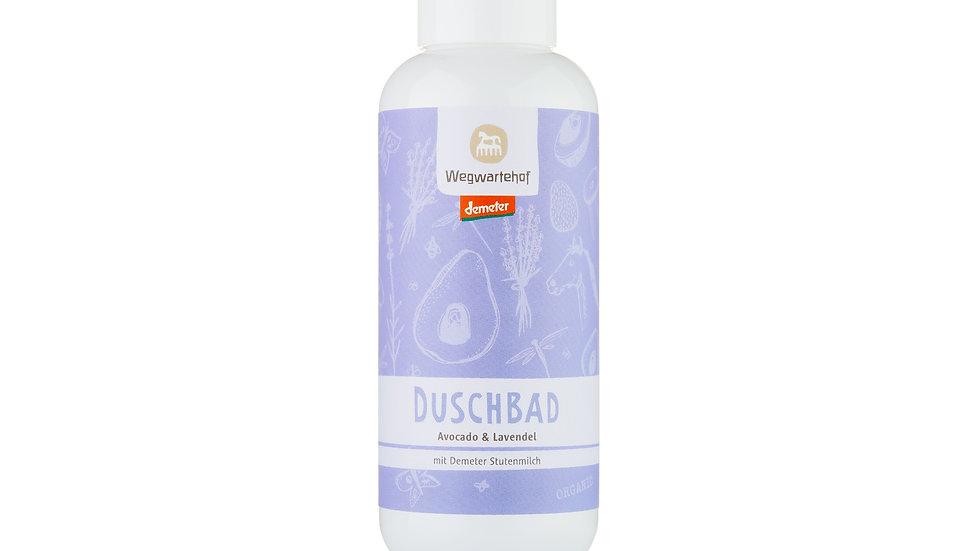 Duschbad Avocado & Lavendel