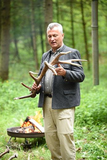 Darius Götsch WaldFührung