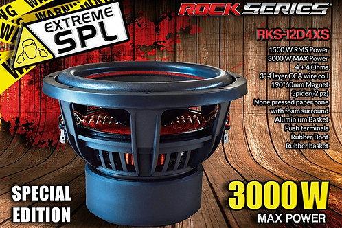 SUBWOOFER 12D4XS EDICION ESPECIAL ROCK SERIES
