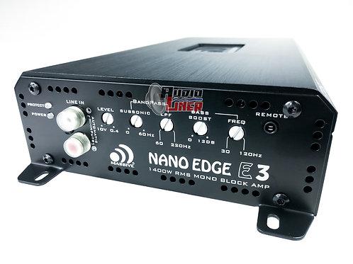 Edge3 Amplificador Massive Audio Nano Clase