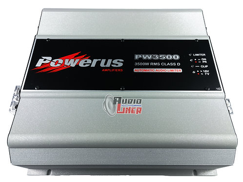 POWERUS PW3500 1 OHM