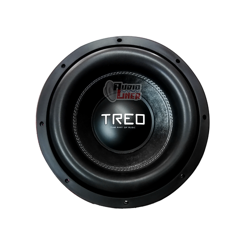 """SUBWOOFER TREO POWER10"""" 1500WRMS"""