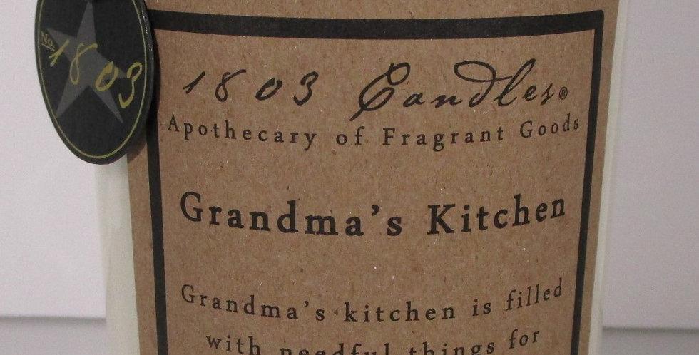1803 14oz Soy Candle Jar - Choose a Scent