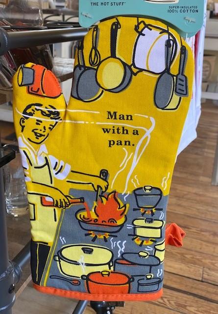 Cooking Hot Mitt